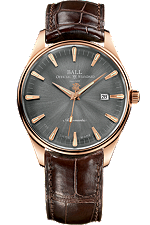 Ball Watches - Trainmaster 120 years