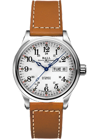 Ball Watches - Trainmaster