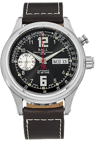 Trainmaster Pulsemeter Pro Stainless Steel Automatic at Tourneau