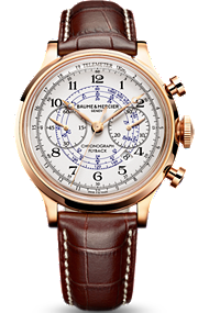 Baume & Mercier watch - Brown Capeland