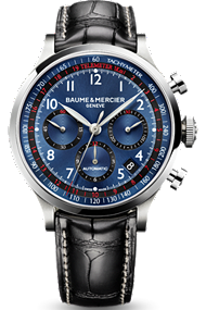 black Baume & Mercier Capeland watch