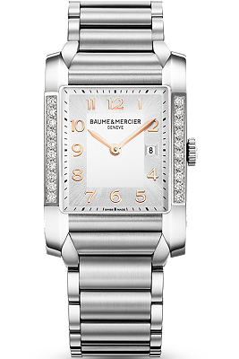 Baume & Mercier women's Hampton watch