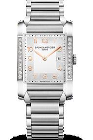 Baume & Mercier women's Hampton watch