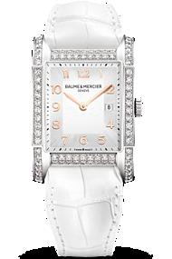 Baume & Mercier Watch - white Hampton