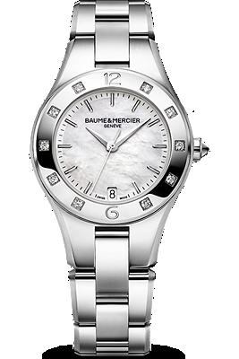 Baume & Mercier Linea women's watch