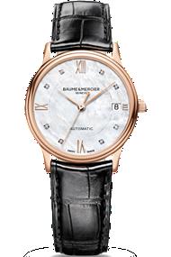 Baume & Mercier Classima black watch