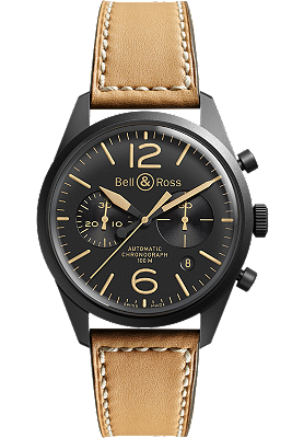 Bell & Ross watch Vintage Heritage Chronograph