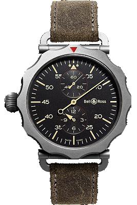Bell & Ross Vintage WW2 Regulateur Heritage watch