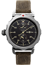 Bell & Ross Vintage WW2 Regulateur Heritage watch