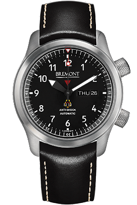 Bremont MBII at Tourneau