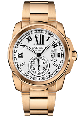 shop cartier watches - calibre de cartier