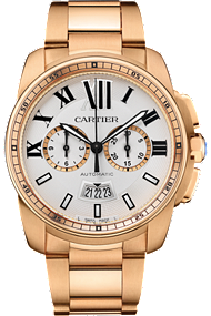W7100047 Calibre de Cartier Chronograph Caliber