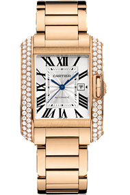Shop Cartier Watches - Tank Anglaise