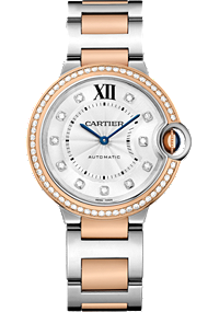 Ballon Bleu de Cartier at Tourneau