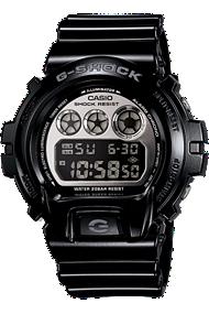 Mirror-Metallic G-Shock at Tourneau