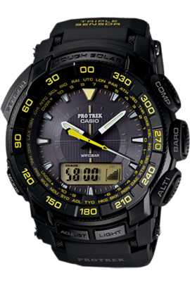 PRG550-1A9 ProTrek protrek pro trek gshock casio g-shock