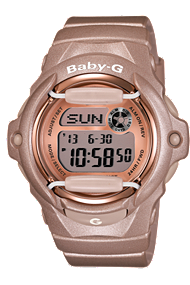 baby g watch BG169G-4