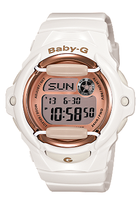 baby g watch BG169G-7