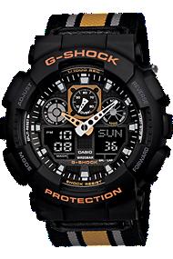 Casio | G-Shock | GA100MC-1A4