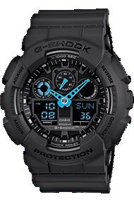 Casio | G-Shock | GA100C-8A