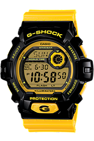 Casio | G-Shock | G8900SC-1Y