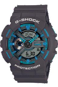 Casio G-Shock GA110TS-8A2