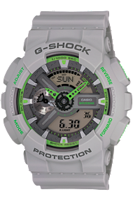 Casio G-Shock GA110TS-8A3