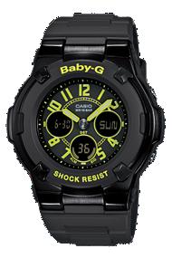 Casio Baby-G BGA117-1B3