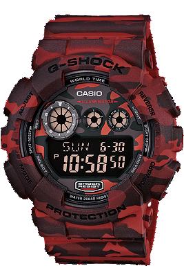 Casio G-Shock GD120CM-4