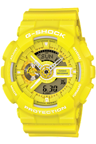 Casio G-Shock GA110BC-9A