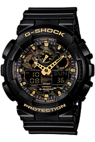 Casio G-Shock GA100CF-1A9