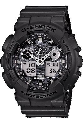 Casio G-Shock GA100CF-8A