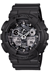 Casio G-Shock GA100CF-8A