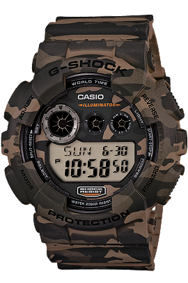 Casio G-Shock GD120CM-5