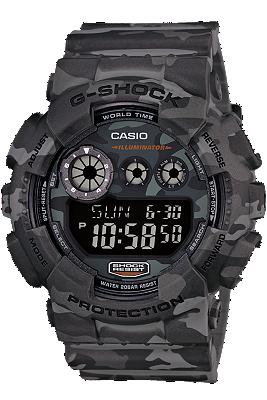 Casio G-Shock GD120CM-8