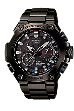 G-Shock MR-G GPS Hybrid Wave Ceptor MRGG1000B-1A