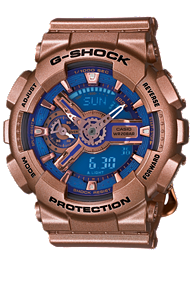 G-Shock S Series GMAS110GD-2A
