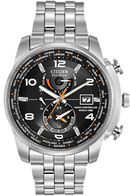 Citizen Eco-Drive World Time A-T AT9010-52E