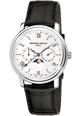 Frederique Constant Business Timer | FC-270SW4P6