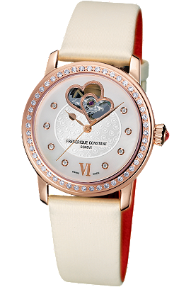Ladies Automatic World Heart Federation at Tourneau | FC-310WHF2PD4