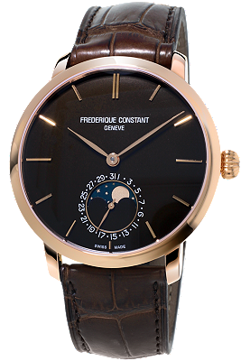 Frederique Constant | Manufacture Slimline Moonphase | FC-705C4S9