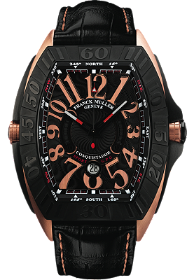 Franck Muller Watches for men-Conquistador GP