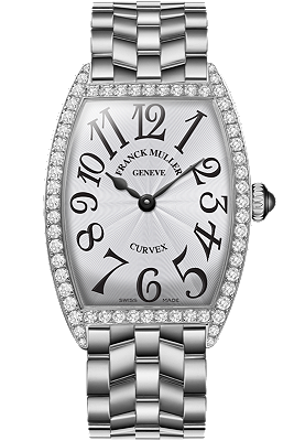 Franck Muller Watches - Ladies Cintree Curvex 1752QZDPACBACE