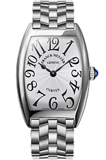 Franck Muller Watches-Ladies Cintree Curvex