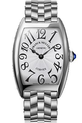 Franck Muller Watches-Ladies Cintree Curvex