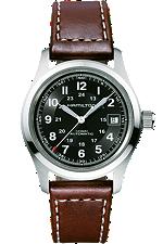 Hamilton Men's Watch - Khaki Field Automatic