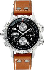 Hamilton Men's Watch - Khaki X-Wind