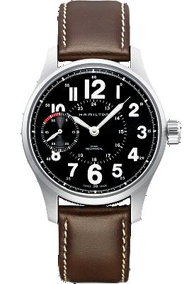 Hamilton Men's Watch - Khaki Mechanical Officer