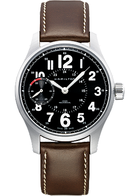 Hamilton Men's Watch - Khaki Mechanical Officer