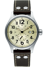Hamilton Men's Watch - Khaki Officer Auto